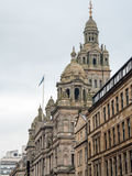 The Glasgow City Chambers Royalty Free Stock Images