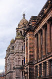 Glasgow City Chambers in George Square in Merchant city Royalty Free Stock Photos