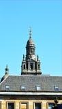 Glasgow City Chambers, George Square, una torre non pulita Fotografie Stock