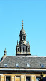 Glasgow City Chambers, George Square, an uncleaned tower Stock Photos