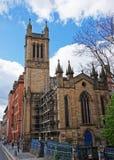 Glasgow City Church dans la cathédrale Stree Images libres de droits