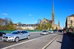 Glasgow cityscape Royalty Free Stock Image