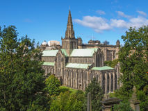 Glasgow domkyrka Arkivbilder