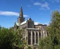 Glasgow domkyrka Arkivfoto