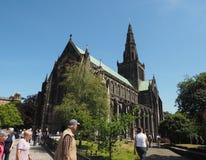 Glasgow domkyrkakyrka Arkivbilder
