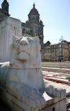 Glasgow, Escócia, o memorial de guerra principal do ` s da cidade fotos de stock