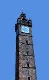 Glasgow, Escocia: La aguja de Tolbooth, uno de los oldes del ` s de la ciudad Fotos de archivo libres de regalías