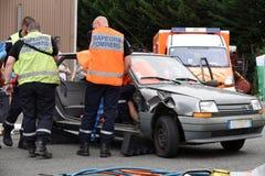 Glasgow Fire Department novo foto de stock royalty free