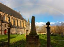 Glasgow Govan, Skottland Fotografering för Bildbyråer