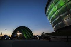 Glasgow Hydro Arena Fotografía de archivo libre de regalías