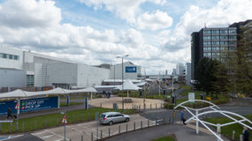 Glasgow International Airport foto de stock