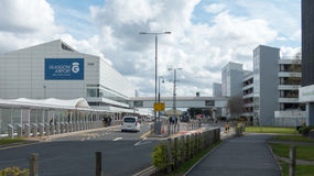 Glasgow International Airport Royalty Free Stock Photo