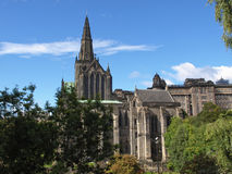 Glasgow katedra Obraz Stock