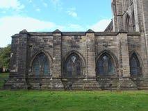 Glasgow katedra Zdjęcie Royalty Free