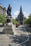 Glasgow katedra Zdjęcia Stock