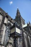 Glasgow katedra Obrazy Stock