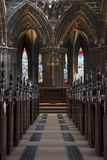 Glasgow katedra Fotografia Royalty Free