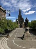 Glasgow katedra Lub Wysoki kościół Obraz Royalty Free