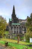 Glasgow-Kathedrale aka hohe Kirche des Glasgow-oder Str lizenzfreie stockfotos