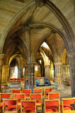 Glasgow-Kathedrale aka hohe Kirche des Glasgow-oder Str lizenzfreie stockfotografie