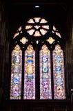 Glasgow-Kathedrale aka hohe Kirche des Glasgow-oder Str lizenzfreies stockbild