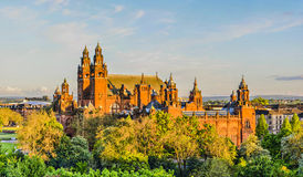 Glasgow Museums Imagem de Stock Royalty Free