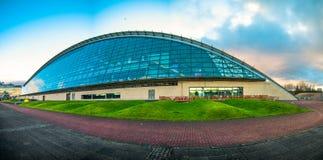 GLASGOW nauki centrum Zdjęcie Royalty Free