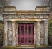 Glasgow Necropolis Crypt Lizenzfreies Stockbild