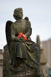 The Glasgow Necropolis, Victorian gothic cemetery, Scotland, UK Royalty Free Stock Photos