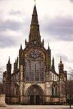 Glasgow średniowieczna katedra Zdjęcia Stock