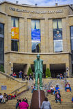 Glasgow Royal Concert Hall Royalty Free Stock Photography
