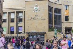 Glasgow Royal Concert Hall stock photos
