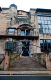 Glasgow School of Art. Building designed by Charles Rennie Mackintosh Stock Photos