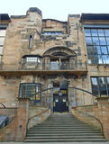 Glasgow School of Art. The Glasgow School of Art designed in 1896 by Scottish architect Charles Rennie Mackintosh, Glasgow, Scotland Stock Image