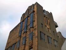Glasgow School di arte a Glasgow fotografia stock libera da diritti