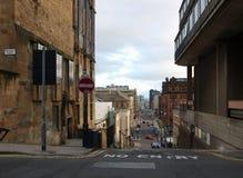 Glasgow School di arte a Glasgow fotografie stock libere da diritti