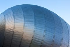 Glasgow Science Center Stock Photography