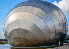 Glasgow Science Center, Scotland Stock Images