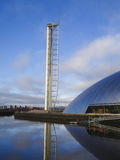 Glasgow Science Centre Imagem de Stock Royalty Free