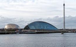Glasgow Science Centre Royalty-vrije Stock Fotografie