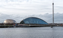 Glasgow Science Centre Royalty Free Stock Photography