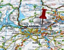 Glasgow in Scotland Stock Photos