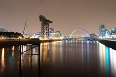 Glasgow Scotland Szkocja Stock Photo