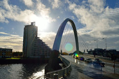 Glasgow, Scozia Fotografie Stock Libere da Diritti