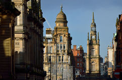 Glasgow Skottland, UK Arkivfoto