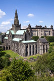 Glasgow St Mungo's Cathedral and Necropolis Royalty Free Stock Image
