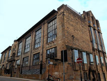 Glasgow szkoła sztuka Zdjęcie Stock