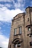 Glasgow, Szkocja, UK, Wrzesie? 2013, Charles Rennie Mackintosh Glasgow sztuka szko?a zanim katastrofalny ogie? kt?ry obrazy stock