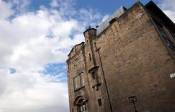 Glasgow, Szkocja, UK, Wrzesie? 2013, Charles Rennie Mackintosh Glasgow sztuka szko?a zanim katastrofalny ogie? kt?ry obraz stock