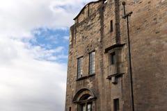 Glasgow, Szkocja, UK, Wrzesie? 2013, Charles Rennie Mackintosh Glasgow sztuka szko?a zanim katastrofalny ogie? kt?ry fotografia royalty free